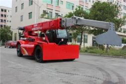 汕头HNBZ8512扒渣车—高配版