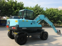 华南重工HNE80W-L